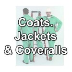 SA - Coats. Jackets & Coveralls