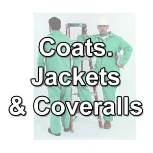 Coats. Jackets & Coveralls