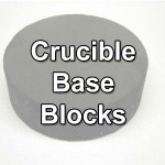 Crucible Base Blocks