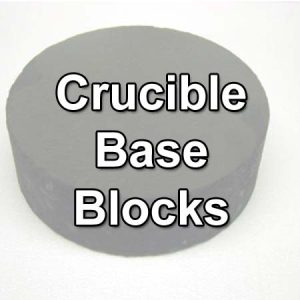 Crucible Base Blocks 1