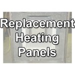 Replacement Heating Panels