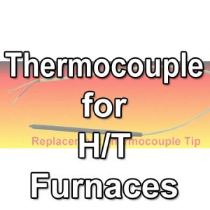 Thermocouple for HT Furnaces