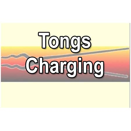 Tongs Charging