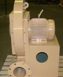 blower T400 glass