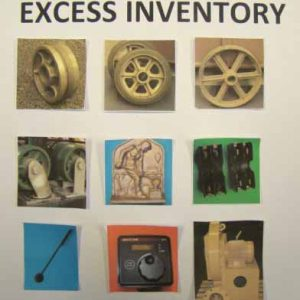 Excess Inventory-priced to sell!